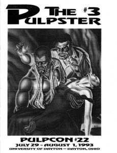 'The Pulpster' #3 (1993)