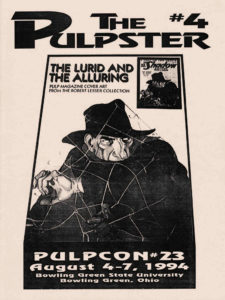 'The Pulpster' #4 (1994)