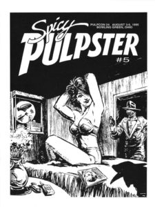 'The Pulpster' #5 (1995)