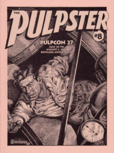 'The Pulpster' #8 (1998)