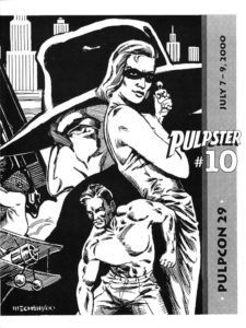 'The Pulpster' #10 (2000)