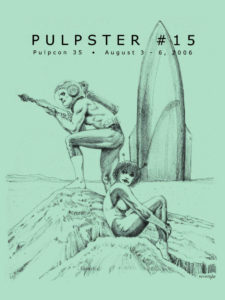 'The Pulpster' #15 (2006)