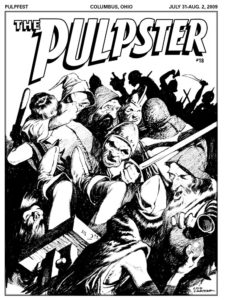 'The Pulpster' #18 (2009)