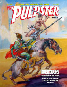 'The Pulpster' #21 (2012)