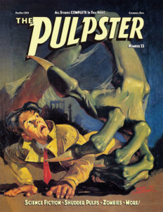 'The Pulpster' #23 (2014)