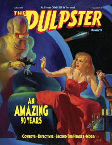 'The Pulpster' #25 (2016)